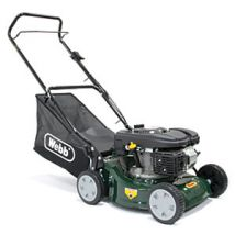 Webb 41cm Push Rotary Petrol Lawnmower
