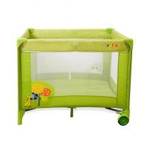 Parc pliant Baby Fox collection ' Jungle ' 100x100 cm - vert