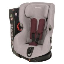 Housse siege auto bébé confort éponge Axiss 2015 cool grey