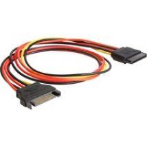 Verlängerungskabel Power SATA 15 Pin > SATA 15 Pin
