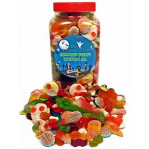 Halloween Treats Selection Jar