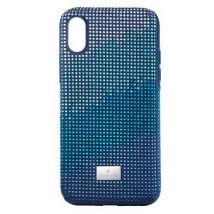 Swarovski Crystalgram iPhone Xs Max Blue Anniversary Case