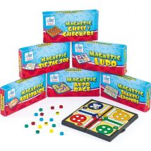 Magnetic Games (Pack of 30)