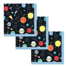 Solar System Party Napkins  (Pack of 16)