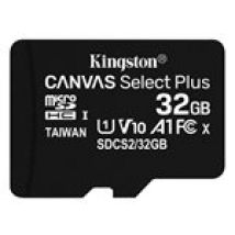 Kingston Canvas Select Plus 32GB microSDHC Card (card only)