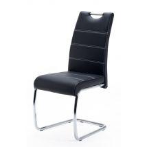Chaise Flora Noir - Basika