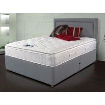 Sleepeezee Memory Comfort 1000 5FT Kingsize Divan Bed