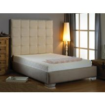 Aspire Furniture Mento 4FT 6 Double Fabric Bedframe