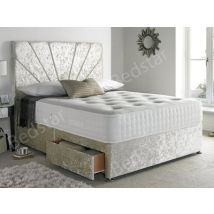 Giltedge Beds Waddington 1500 3FT Single Divan Bed