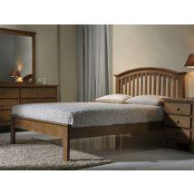 Flintshire Leeswood 4FT 6 Double Wooden Bedstead