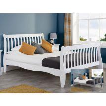 Birlea Belford 4FT 6 Double Wooden Bedstead