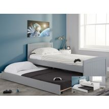 Birlea Beckton Pull Out Wooden Guest Bed