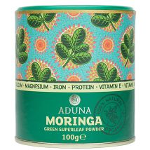Aduna Moringa Superleaf Powder (100g, loose)