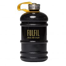 Nutrition Jug 2.2L - Black Bodybuilding Warehouse Fulfil