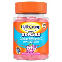 Haliborange Multi Vitamins Strawberry Softees 30s