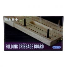 Folding Cribbage Board