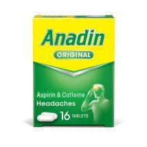 Anadin Regular 16 Pack