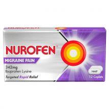 Nurofen Migrain Pain 12 Pack