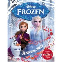 Disney Frozen Annual 2021