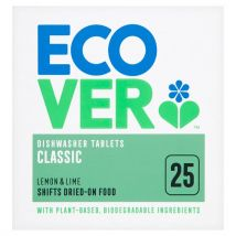 Ecover Dishwasher Classic 25 Pack