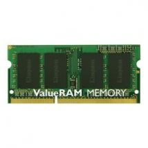 Kingston ValueRAM 4GB DDR3 1600MHz Non-ECC SO DIMM CL11 SR x8