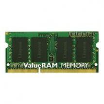 Kingston ValueRAM Kingston 2GB 1600MHz DDR3 Non-ECC CL11 SODIMM SR X16