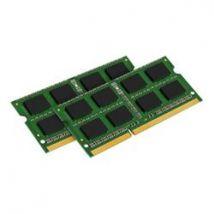 Kingston ValueRAM 16GB (2 x 8GB) DDR3 1600MHz Non-ECC SODIMM 204-pin CL11