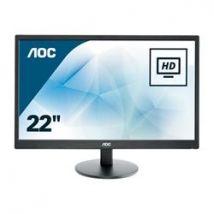 AOC E2270SWDN TN 21.5  1920 x 1080  VGA & DVI