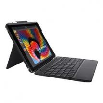Logitech Slim Combo Keyboard and Folio Case for iPad (5th Gen & 6th Gen)