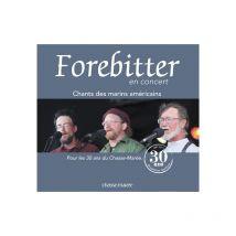 CD Forebitter concert des 30 ans