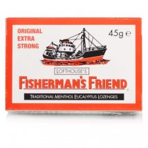 Fishermans Friend Original Extra Strong Lozenge 45g