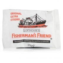 Fishermans Friend Original Extra Strong Lozenge 25g