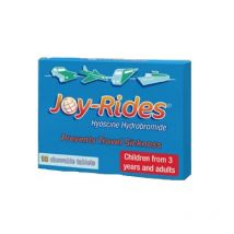 Joy-Rides - 12 Chewable Tablets