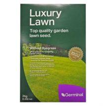 Luxury Lawn Seed 2 Kg