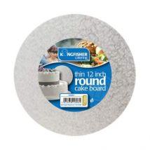 Kingfisher Round Cake Board - Medium