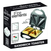 Fine Elements Sandwich Toaster 2 Portion
