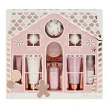 Utopia Gingerbread House Pampering Gift Set