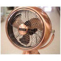 8 Inch Copper Tripod Fan