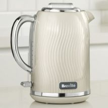 Breville Flow Jug Kettle - Cream