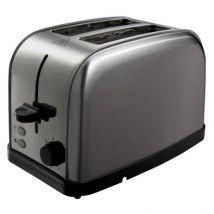 Russell Hobbs Futura 2 Slice Toaster - Stainless Steel