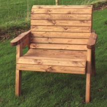 Charles Taylor Large Extra Wide Garden Chair