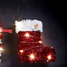 Indoor Hanging Battery Powered Stocking Light