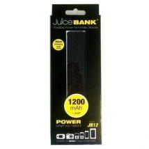 Power Bank Charger 1200mAh (Black)
