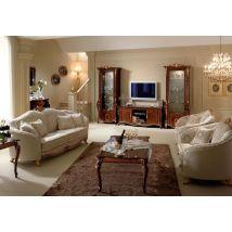 Arredoclassic Donatello 3+1+1 Seater Sofa Suite