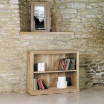 Baumhaus Mobel Oak Small Bookcase