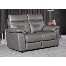 Como Grey 2 Seater Fixed Sofa
