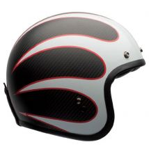 Casque Bell Custom 500 Carbon Ace Cafe Ton Up - S