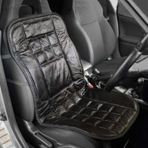Leather Car Cushion 1+1