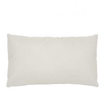 Funda de almohada rectángular unida de algodón