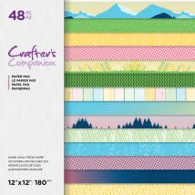 Crafters Companion Paper Pad - Home Away From Home